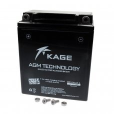Motorcycle Battery 12N12A-4A-1