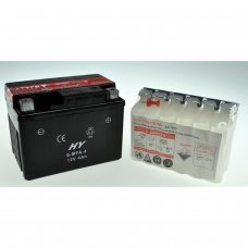 Motorcycle Battery YTX4L-BS(6-MFA-4)