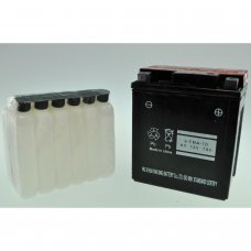 Motorcycle Battery YTX7L-BS (6-FMA-7D)