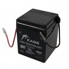 Motorcycle Battery  6N4-2A-4 Gel battery