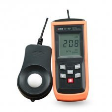 Multifunction Victor 1010D Luxmeter Foot Candle Light Meter Auto Range Peak