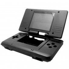 NDS Console Shell (ANTRACITE BLACK)
