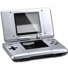 NDS Console Shell (Silver)