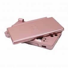 NDS Lite Console Shell ( PINK METALLIC)