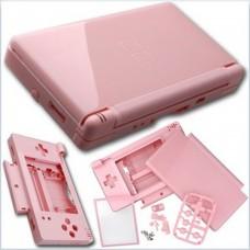 Carcasa Recambio para Nintendo DS Lite (Color Rosa )