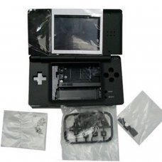 NDS Lite Console Shell (Black)