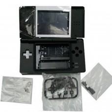 Carcasa Recambio para Nintendo DS Lite (Color Negro)