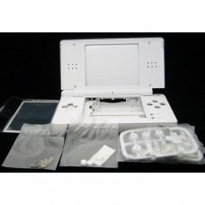 Carcasa Recambio para Nintendo DS Lite (Color Blanco)