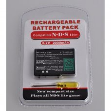 NDS Lite Rechargeable Li-ion Battery
