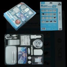 Pack acesorios  26 en 1 Travel  Kit Nintendo DSi