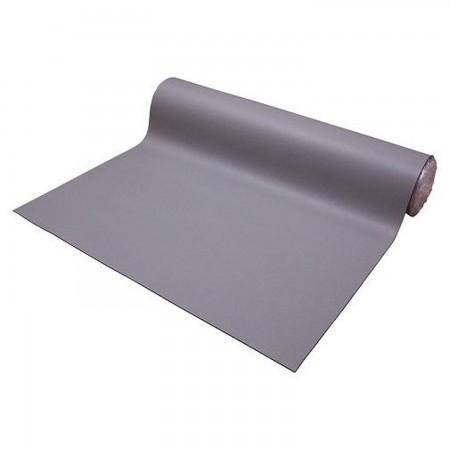Rollo tapete antiestatico 1 metros largo x 0,8 metros ancho color gris- satkit