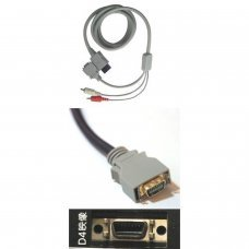 """Cable """"D Terminal"""" NINTENDO Wii"""