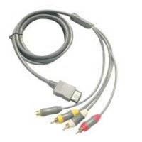 NINTENDO Wii S-Video AV Cable