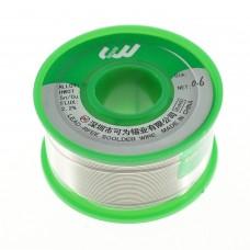 NO LEAD tin wire 0,3 100 gr