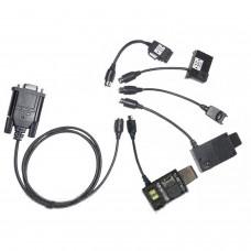 Mbus Kit Nokia cables (left design) 5 plugs