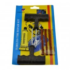 Emergency Tire Repair Tool Kit Car Motorbike Tubeless Tyre Puncture Repair Tool Kit