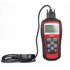 OBD2 OBDII EOBD Scanner Car Code Reader Data Tester Scan Diagnostic Tool KW808