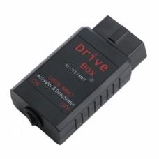 OBDII TDI Drive Box VAG Bosch EDC15 / ME7 OBD2 IMMO Activator Deactivator