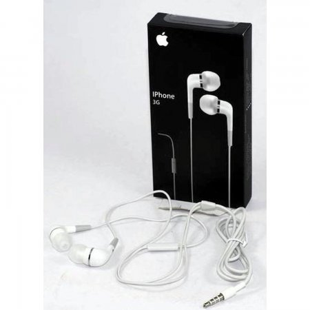 Earphones for 3G iPhone and iPhone 3GS IPHONE 5S  3.00 euro - satkit