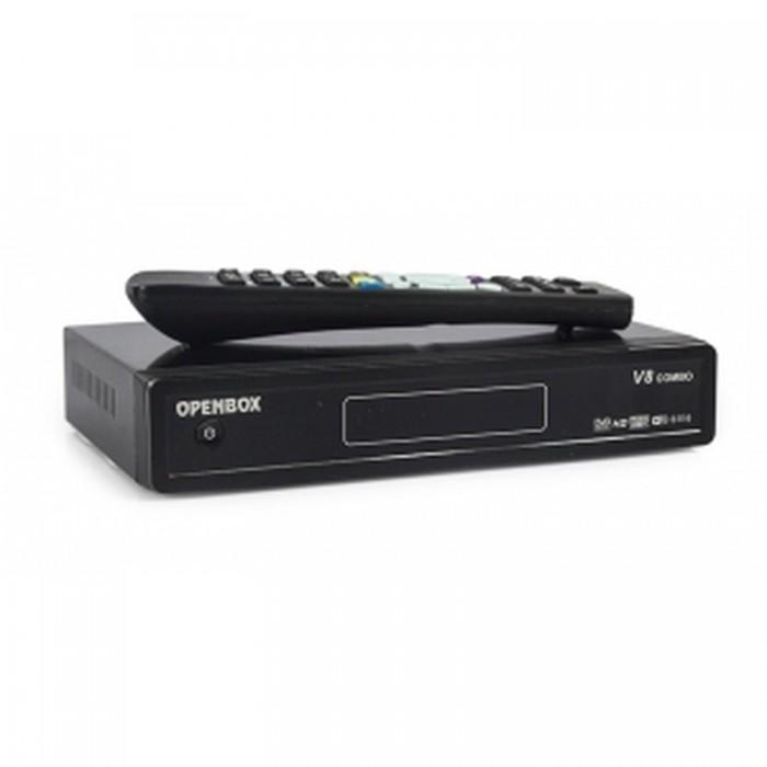 OPENBOX V8 Combo DVB-S2+DVB-T2 WIFI HD PVR