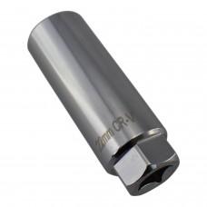 SATKIT Juego 7 Vasos Sonda Lambda 22mm Llave Sensor de Oxigeno Coche Llave Sensor Lambda
