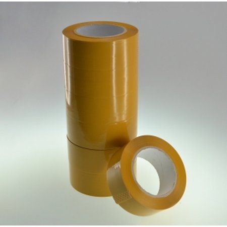 Pack 36 rolls of polypropylene tape 120 meters x 45mm PACKING PRODUCTS  30.00 euro - satkit