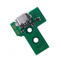 USB Charging Port Board JDS-030 for PS4 Playstation4 Controller Dualshock4 Flex Cable 12 Pin
