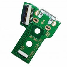 USB Charging Port Board JDS-040 for PS4 Playstation4 Controller Dualshock4 Flex Cable 12 Pin