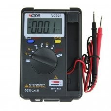 Pocket autorange multimeter   Victor VC921