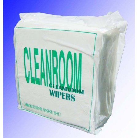 Polyester Cleanroom Wiper 15x15cm , 150 units Cleaning cloths  3.90 euro - satkit