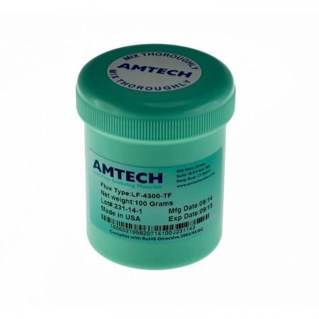 Bote 100CC AMTECH LF-4300-TF solder flux Flux soldar Amtech 33.00 euro - satkit