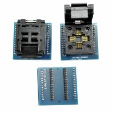 Programmer socket TQFP32/LQFP32 to DIP28
