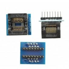 Programmer socket SOP16 to DIP16 MOD-150MIL