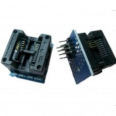 Programmer socket Sop8 to Dip8 -200MIL