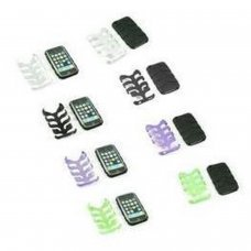 Protector Case Fish Bone for 3G iPhone/iPhone 3GS(7 colours aviable)