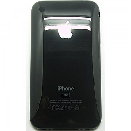 Carcasa iPhone 3G COLOR NEGRO REPARACION IPHONE 3G/3GS  8.00 euro - satkit