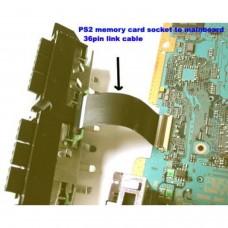 PS2 36pin Memory Socket Link Cable