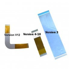 PS2 DVD/CD Ribbon Cable 3 versions aviable (v3), (v4-V10) & (v12-V13)