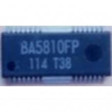 PS2 Laser control IC BA5810FP