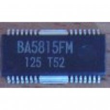 PS2 Laser controll IC BA5815FM