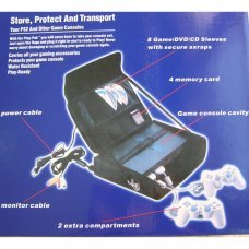 PS2 Play-Pak Travel Case