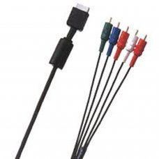 PS2/PS3 DVD Component Cable