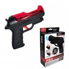 PS3 Move light gun Red Color
