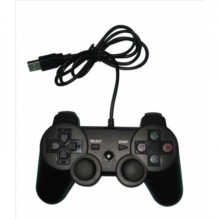 Mando Double Shock  Ps3/Pc-Usb ADAPTADORES  4.50 euro - satkit