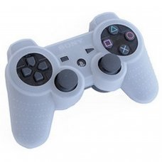 PS3 Shock Protector color BLANCO