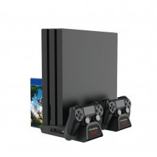 PS4 Multifunctional Cooling Stand for PS4/Slim/Pro