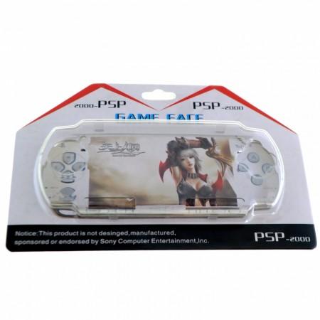 PSP 2000/Slim Protector Frontal FUNDAS Y PROTECTORES PSP 2000 / PSP SLIM  1.50 euro - satkit