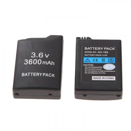 Bateria para Sony PSP 3600 mah BATERIAS PSP  3.67 euro - satkit