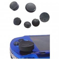 PSP Analog Stick Armor 6in1 Kit  *BLACK*