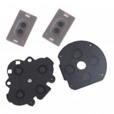 PSP D-Pad Rubber  ( pack includes 4 d-pad of PSP)